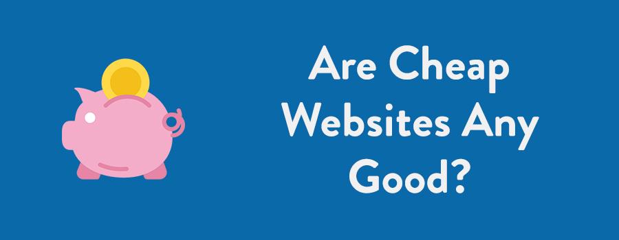 cheap website design newport