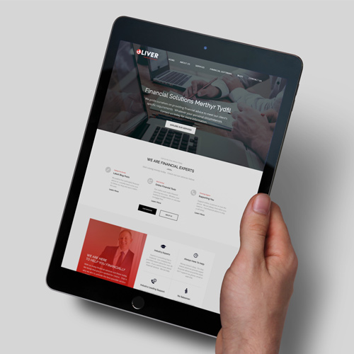 website design in wales