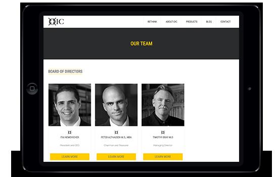 responsive web design in wales