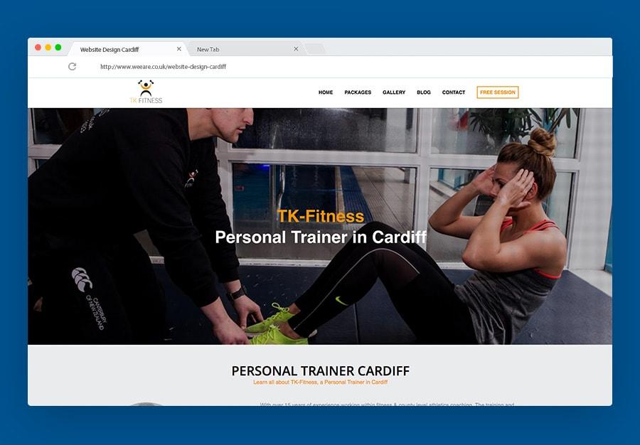 web design newport